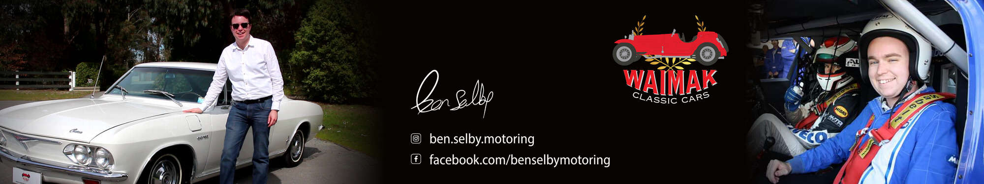 Ben Selby Banner